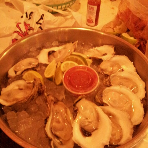 Photo taken at The Boiling Crab by Quan N. on 2/15/2013