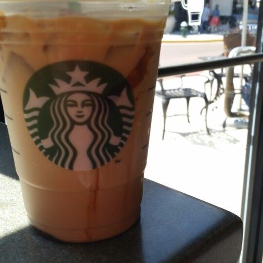 Photo taken at Starbucks by Brianna on 2/14/2015
