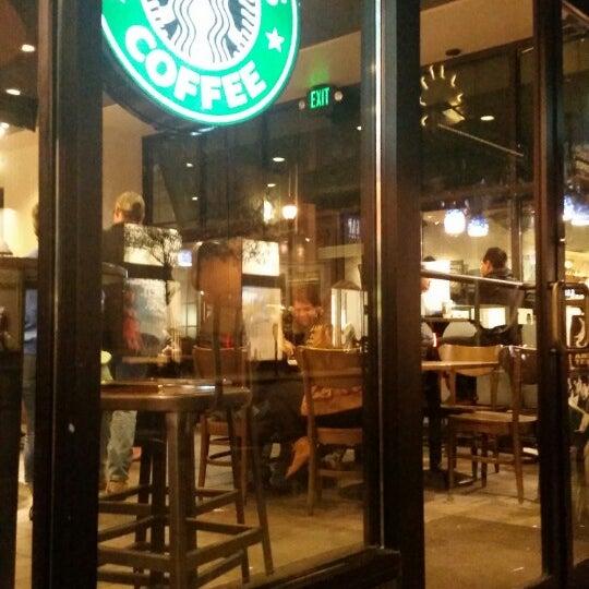 Photo taken at Starbucks by Brianna on 1/18/2015
