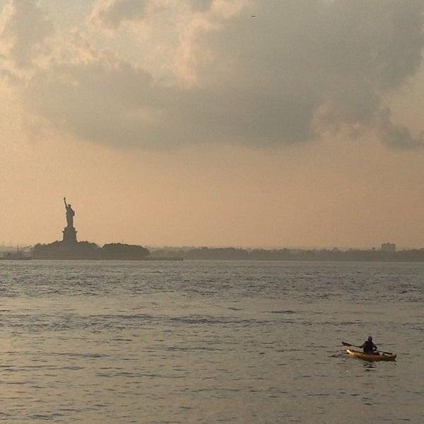 Photo taken at Louis Valentino Jr Park & Pier by Jennifer C. on 8/13/2013