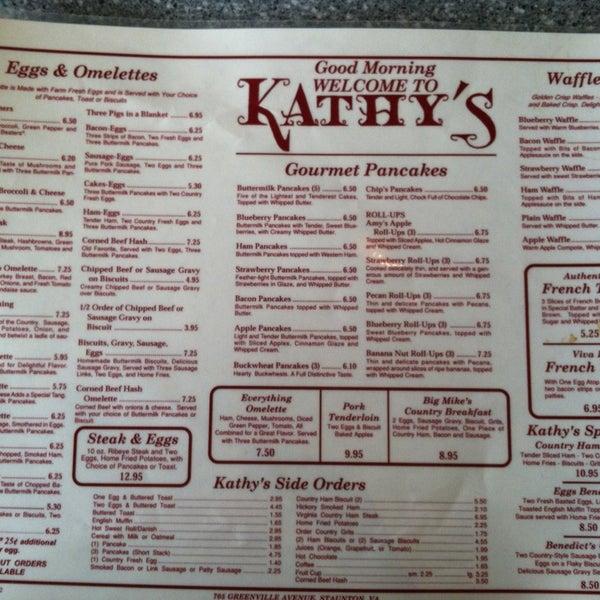 Kathy S Restaurant
