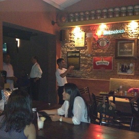 Photo taken at Mundaka Adventure Bar by Rodrigo F. on 12/14/2012