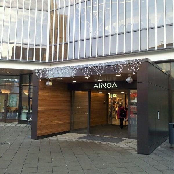 Tapiola Ostoskeskus