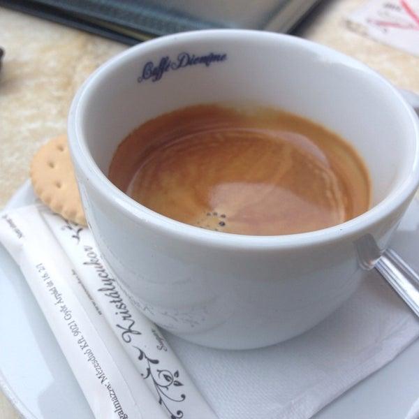 Photo taken at Espresso Embassy by Árpád M. on 3/29/2014