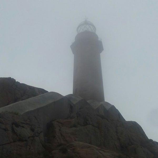 Photo taken at Faro de Cabo Vilán by Mcqueen . on 8/15/2013