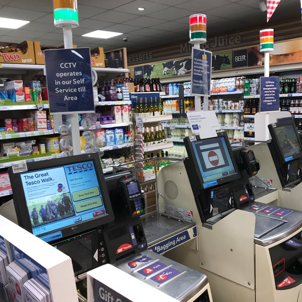 Tesco Express Store Finder: Grocery Store In Blackfriars