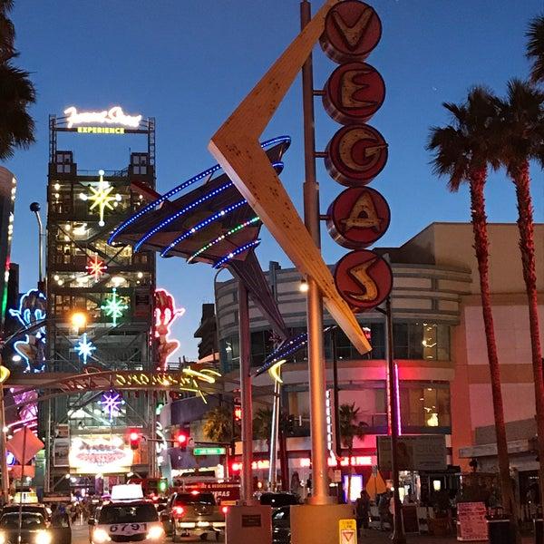 Photo taken at Downtown Las Vegas by Jacques on 5/12/2017