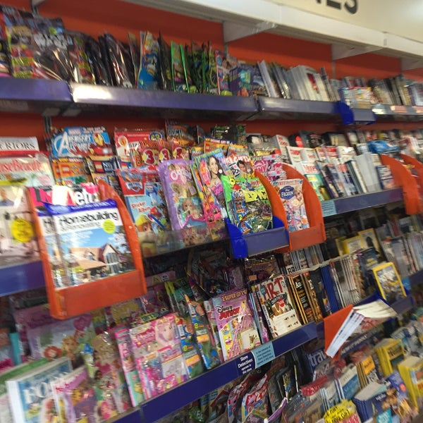 Photo taken at WHSmith by Jacques on 4/16/2016