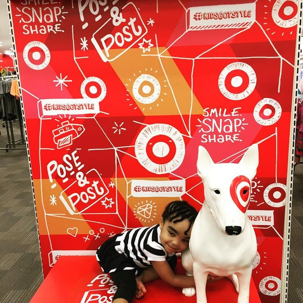 Photo taken at Target by Alicia S. on 3/17/2016