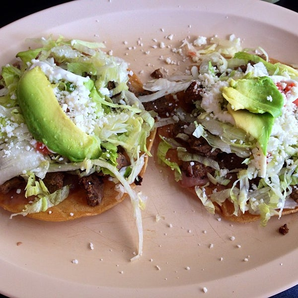 Photo taken at Tia Cori's Tacos by Phillip M. on 9/4/2014