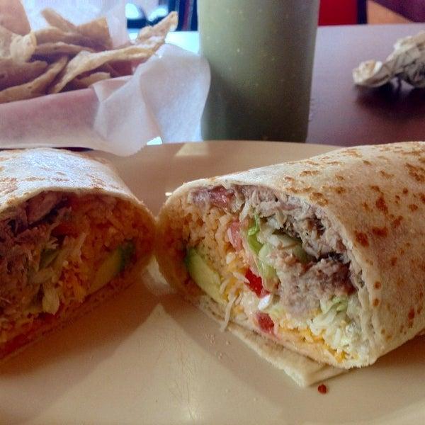 Photo taken at Tia Cori's Tacos by Phillip M. on 10/1/2014