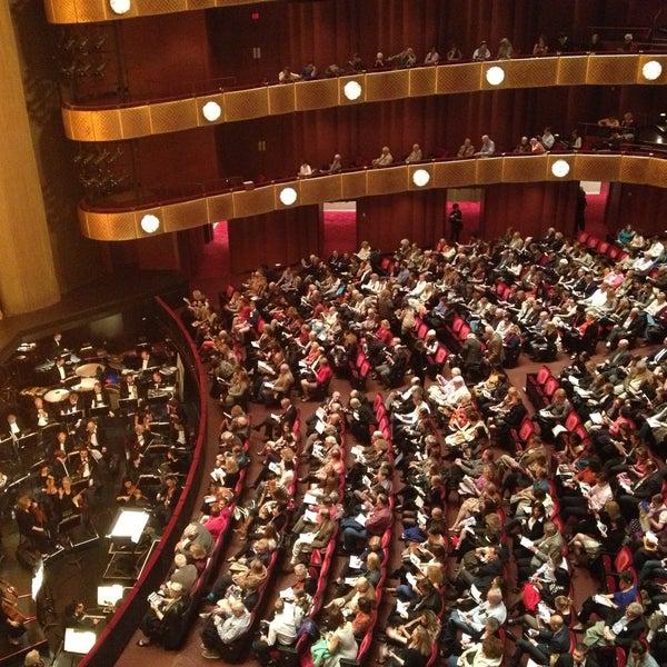 Photo taken at New York City Ballet by Sasha V. on 5/2/2013