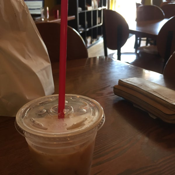Photo taken at The Coffee Shop NE by Ashlynn J. on 5/5/2015