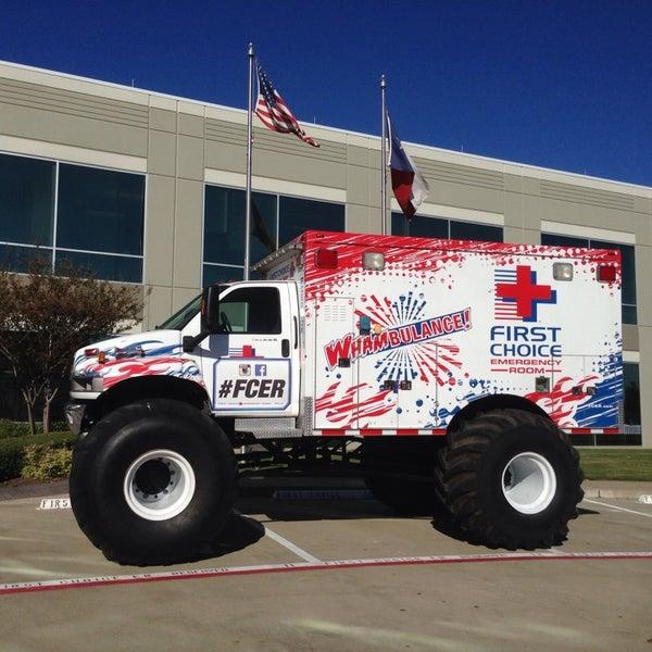 First Choice Emergency Room Corporate HQ - Vista Ridge - 2941 Lake ...