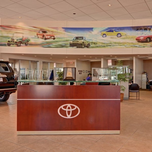 Photo Taken At Massey Toyota By Massey Toyota On 5/5/2015