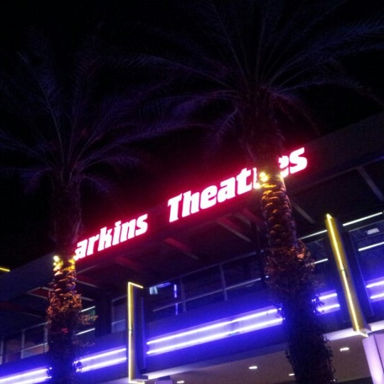Photo taken at Harkins Theatres Tempe Marketplace 16 by Terry T. on 2/11/2013