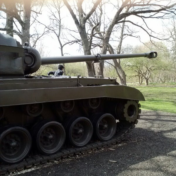Photo taken at Cantigny Park by Heather L. on 4/28/2013