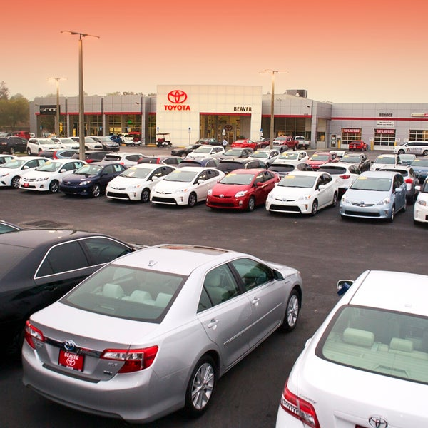 Toyota Dealer Sioux Falls: Beaver Toyota St. Augustine