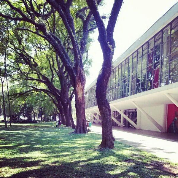 Foto tirada no(a) Museu Afrobrasil por Thiago S. em 10/27/2012