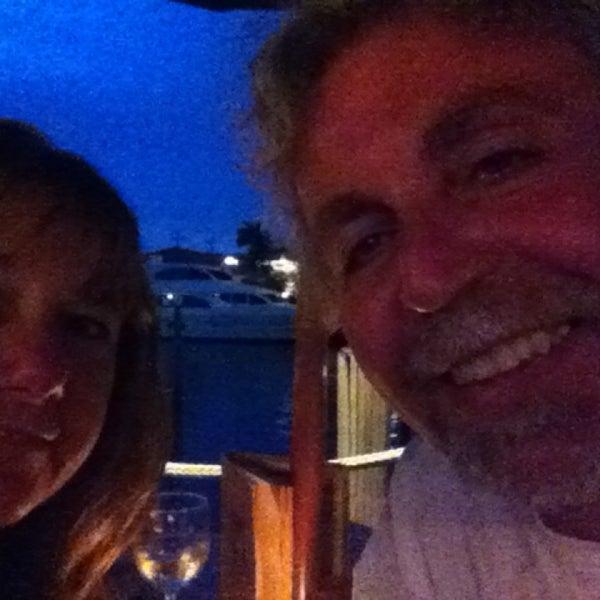 Photo taken at Bimini Boatyard Bar & Grill by Susan N. on 6/7/2015