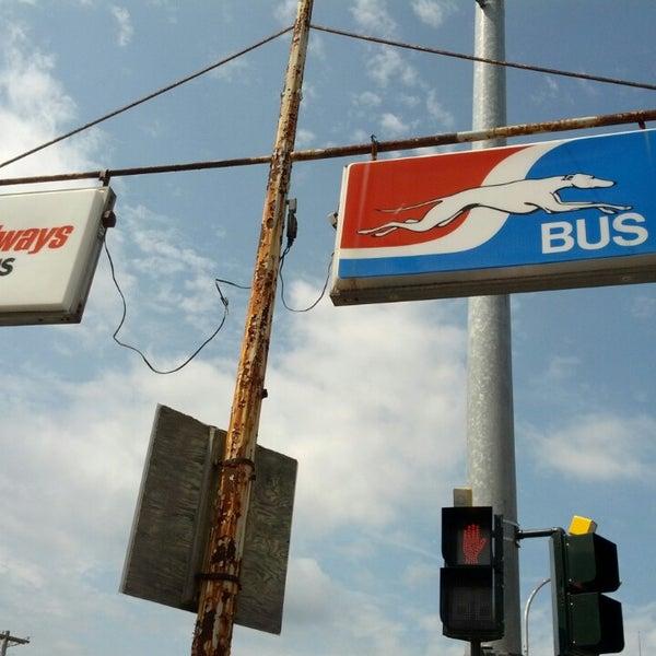 Schenectady Greyhound Bus Station