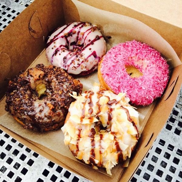 Photo taken at Erin McKenna's Bakery by Yeongju S. on 6/3/2014