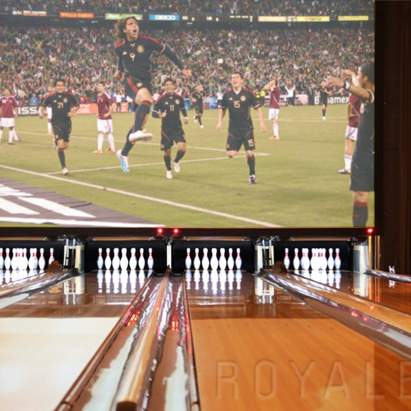 RoyalBol - Bowling Alley