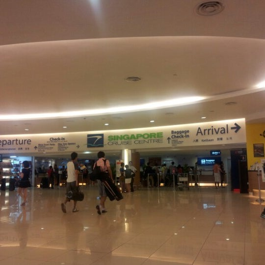 Das Foto wurde bei Tanah Merah Ferry Terminal von Kaushal P. am 10/26/2012 aufgenommen