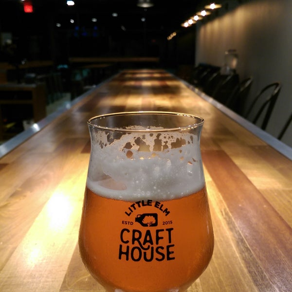 Photo taken at Little Elm Crafthouse by Little Elm Crafthouse on 10/11/2015
