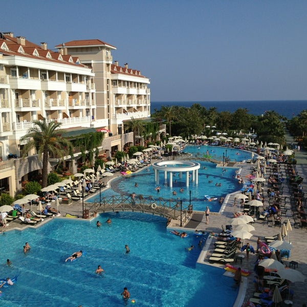 Trendy aspendos beach hotel resort for Trendy hotel