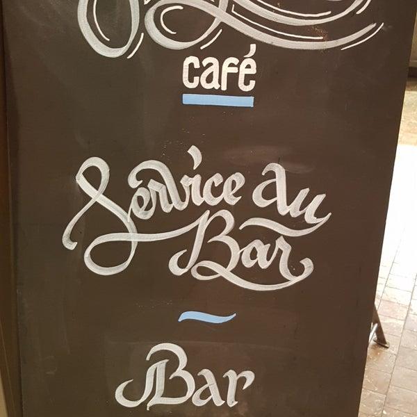 Photo prise au Café Bota par Damien D. le3/8/2018