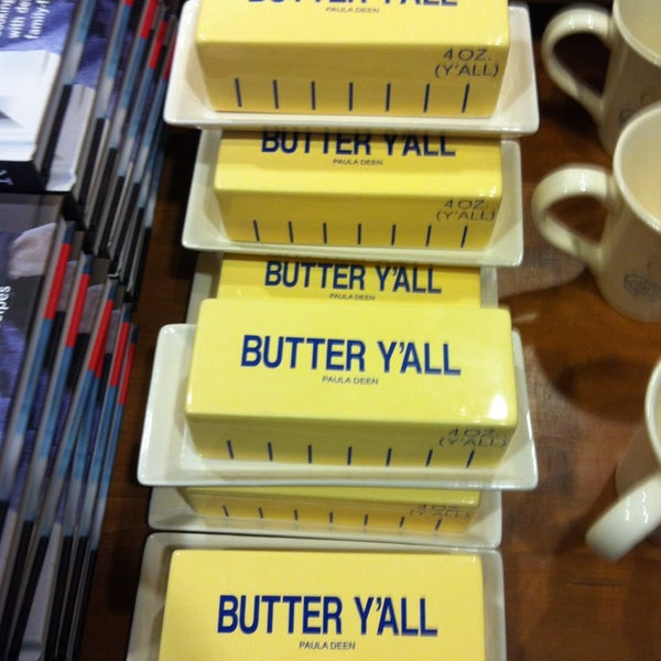 Photo taken at The Paula Deen Store by Drew L. on 9/14/2013