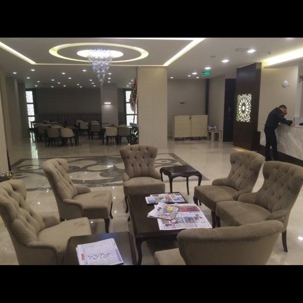 4/2/2018 tarihinde Halil G.ziyaretçi tarafından Otel Ahsaray'de çekilen fotoğraf