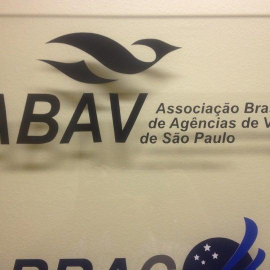 Das Foto wurde bei ABAV-SP von Eduardo D. am 12/5/2012 aufgenommen