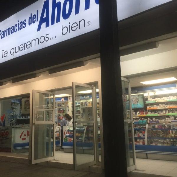 Farmacias del Ahorro - Benito Juárez - Ciudad de México