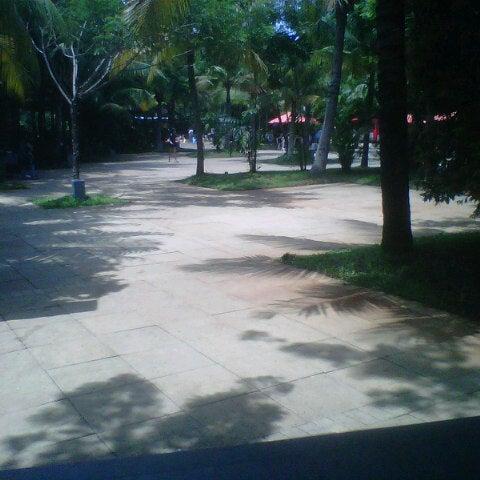 Photo taken at Waterbom Jakarta by Rhedie R. on 12/16/2012
