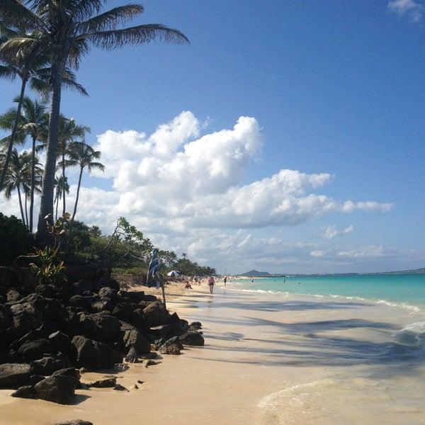 Beach House In Oahu: Lanikai Beach