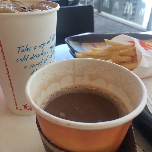 Photo taken at McDonald's by yuriquiachan q. on 1/2/2016
