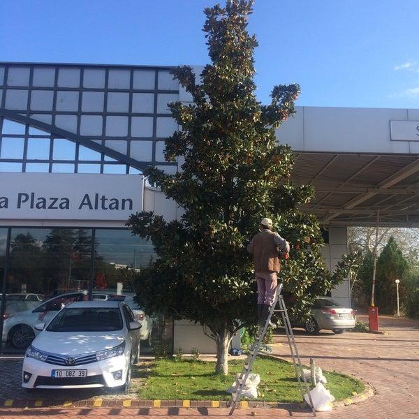 photos at toyota plaza altan balıkesir - auto dealership
