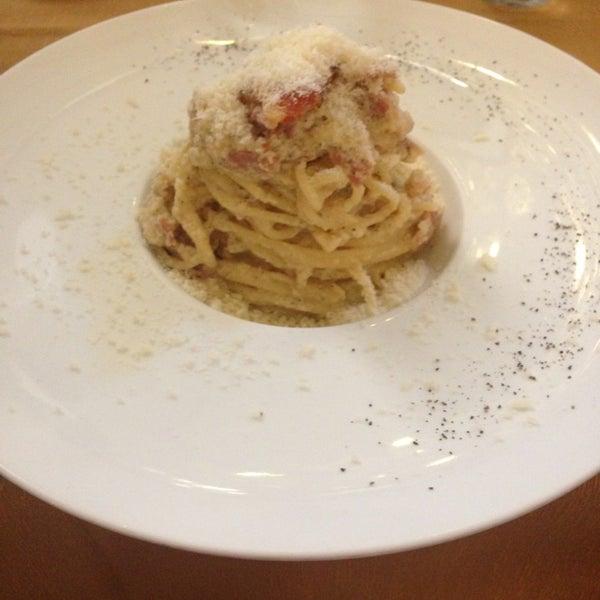 Photo taken at Imago Restaurant by Alex P. on 9/1/2013