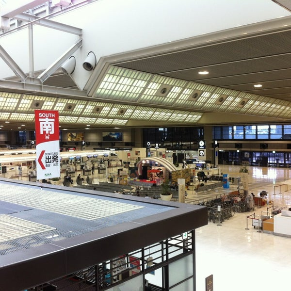 Photo taken at Narita International Airport (NRT) by kentaro s. on 11/12/2013