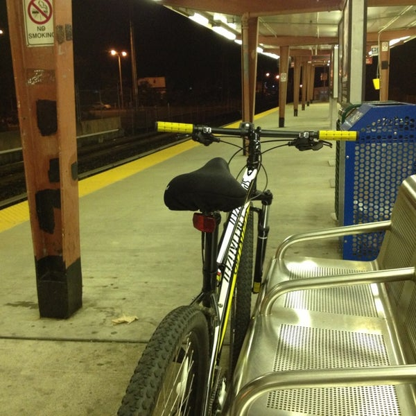Photo taken at PATCO: Ashland Station by Kenneth A. on 9/15/2013
