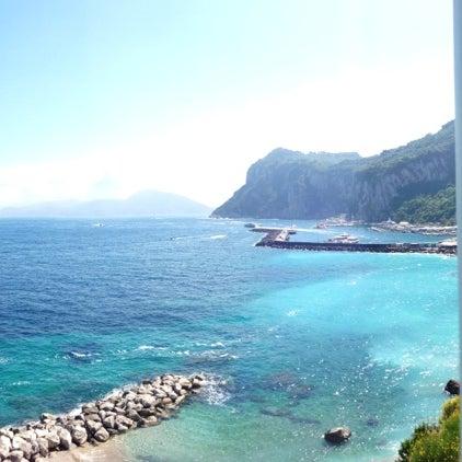 5/13/2013にJen Pollack B.がJK Place Capriで撮った写真