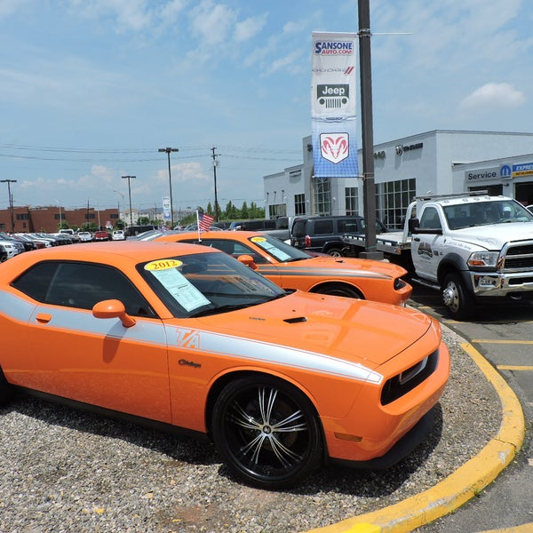 Sansone Chrysler, Jeep, Dodge, Ram