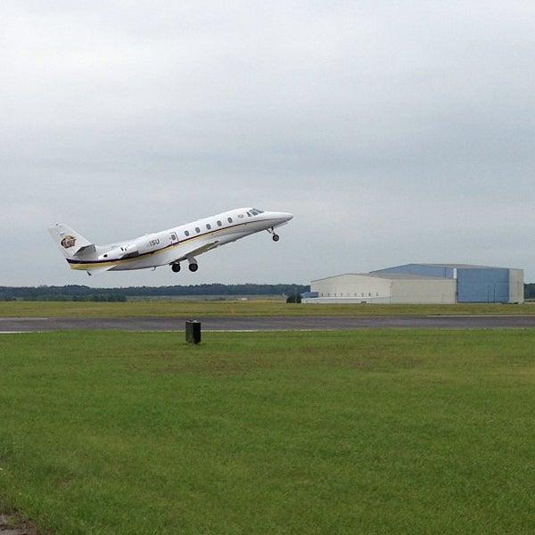 Photo taken at Shreveport Regional Airport (SHV) by Mark C. on 4/26/2013