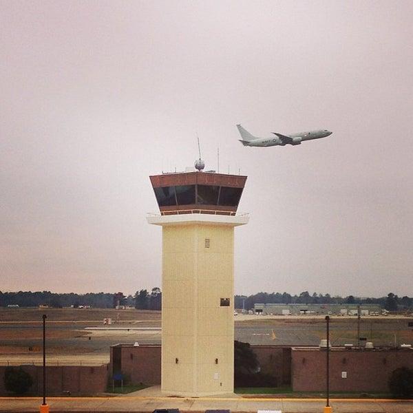 Photo taken at Shreveport Regional Airport (SHV) by Mark C. on 1/25/2013