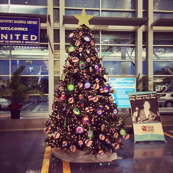Photo taken at Shreveport Regional Airport (SHV) by Mark C. on 11/28/2012