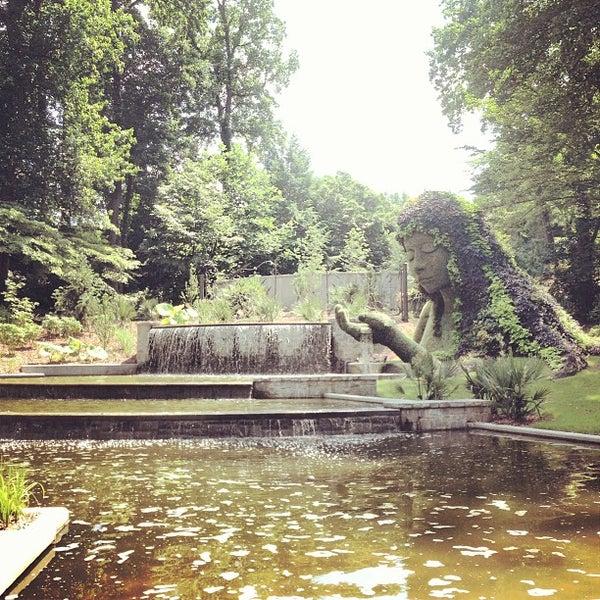 Photo taken at Atlanta Botanical Garden by Mark C. on 6/21/2013