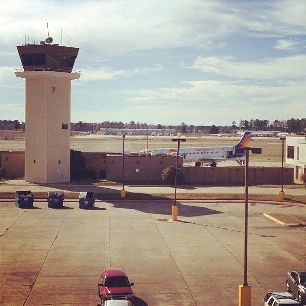 Photo taken at Shreveport Regional Airport (SHV) by Mark C. on 1/11/2013
