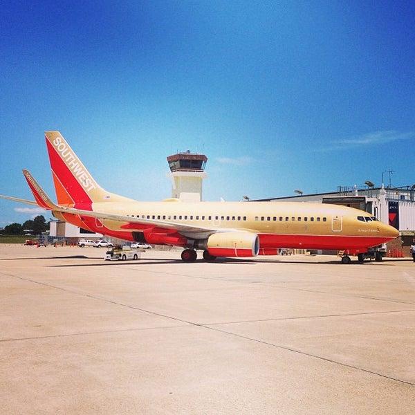 Photo taken at Shreveport Regional Airport (SHV) by Mark C. on 5/6/2013
